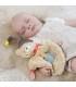 عروسک آغوشی بیبی فن طرح خرس BabyFehn Comforter Bear