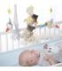 آويز تخت موزيکال بیبی فن طرح خرس BabyFehn Mobile Musical Bruno