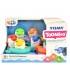 اسباب بازی حمام دلفین تامی Tomy Do Re Mi Dolphin Musical Bath Toy