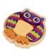 پازل چوبی اوپس طرح جغد Oops Happy Puzzle Owl