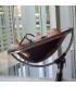 صندلی غذای کودک میما رنگ مشکی/بادمجانی Mima Moon High Chair