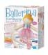 کیت آموزشی عروسک بالرین فور ام 4M Ballerina Doll Making Kit