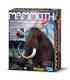 اسکلت ماموت فور ام 4M Dig a Mammoth