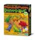قالب گیری و رنگ آمیزی دایناسور فور ام 4M Mould and Paint Dinosaur