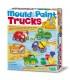 قالب گیری و رنگ آمیزی ماشین فور ام 4M Mould and Paint Trucks