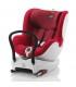 صندلی ماشین با چرخش 360 درجه بریتکس مدل Britax Dualfix Flame Red