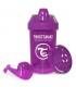لیوان آبمیوه خوری 300 میل تویست شیک Twistshake Crawler Cup 300ml Purple