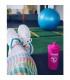 لیوان آبمیوه خوری 360 میل تویست شیک Twistshake Crawler Cup 360ml Pink
