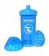 لیوان آبمیوه خوری 360 میل تویست شیک Twistshake Crawler Cup 360ml Blue