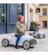 ماشین فلزی کلاسیک باگرا Baghera Rider Snow White