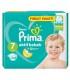 پوشک نوزاد سایز 7 پمپرز پریما ترک (34 عدد) Pampers Prima