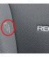 صندلی ماشین گروه سنی 3-2-1 ریکارو Recaro Monza Nova IS Prime Silent Grey