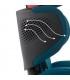 صندلی ماشین گروه سنی 3-2 ریکارو Recaro Mako Elite Prime Silent Grey
