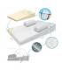 تشک آنتی رفلاکس آرتمن بی بی ArtmanBaby Anti-Reflux Sleep Positioner