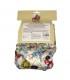 شورت آموزشی طرح حیوانات جنگل رنگ شیری Cartebaby Baby Reusable Diaper