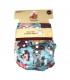 شورت آموزشی طرح حیوانات جنگل رنگ آبی Cartebaby Baby Reusable Diaper