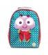 کیف کوله نرم اوپس طرح کفشدوزک Oops Super-Soft Backpack Ladybug