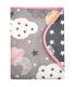 زیرانداز تعویض نوزاد طرح ماه و ستاره Topdozani