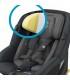 صندلی ماشین 360 درجه خاکستری مکسی کوزی مدل Maxi-Cosi Mica