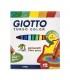 ماژیک 12 رنگ جیوتو مدل Giotto Turbo Colour