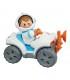 عقب کش فضانورد تولو Tolo Mars Rover