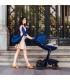 ست کالسکه کریر میما مدل زاری رنگ آبی Mima Xari Royal Blue