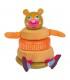 عروسک چیدمانی خرس اوپس Oops Roly-Poly
