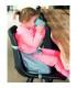 بوستر تاشو پرتابل نوبی Nuby Booster Seat